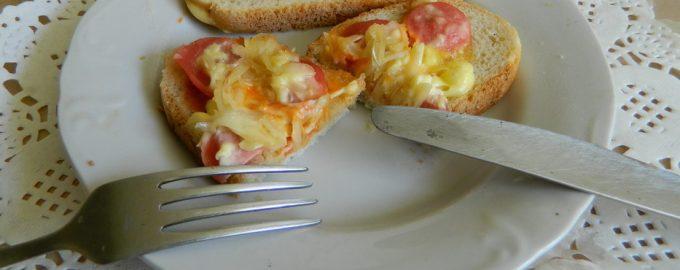 """Бутерброды """"Пицца"""" - простой и вкусный рецепт на все случаи жизни"""
