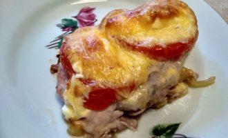 Вкуснейшее мясо по-французски на праздничный стол