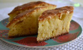 Ревани - турецкая сладость