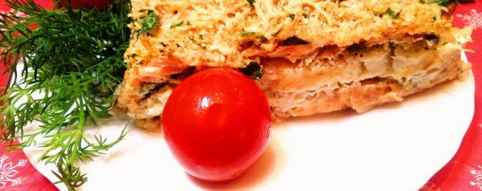 Рыба по-царски – готовлю, когда гостей хочется удивить чем-то новеньким