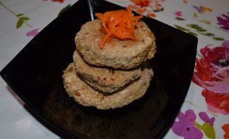 Рецепт запеченных котлет из индейки без хлеба
