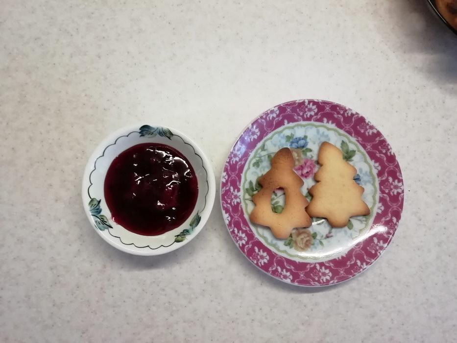 Берём два печенья