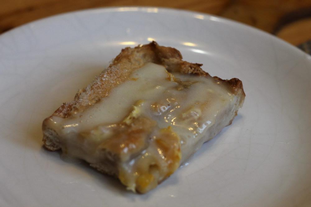 Пирог с мандаринами полить кремом
