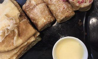 Блины «Универсальные» - всё разнообразие вкусов на завтрак, всего за 15 минут