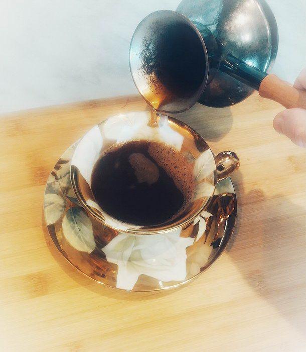 Как варить кофе с кардамоном в турке