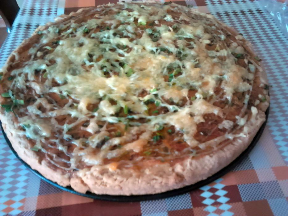 Луковый пирог «Привет, Чипполино!»