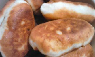 Пирожки с сюрпризом «Бабушкины гостинцы»