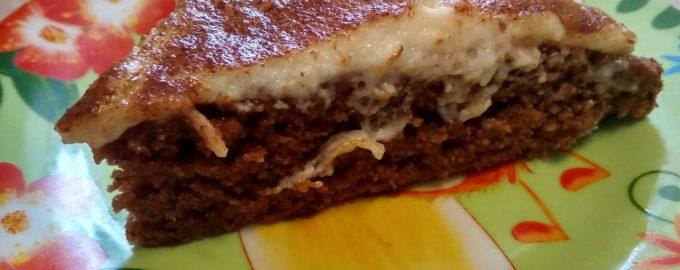 Пирог «Crazy Cake» - вкусный, современный и ещё бюджетный