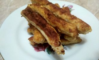 Куриные колбаски «Чевапчичи»