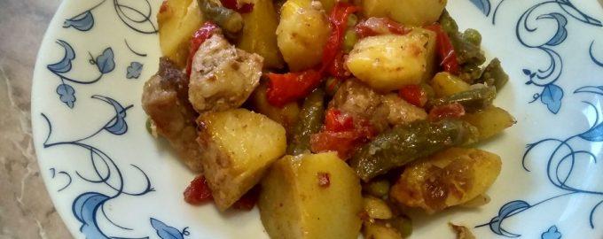 Болгарский «Гювеч» - рецепт приготовления