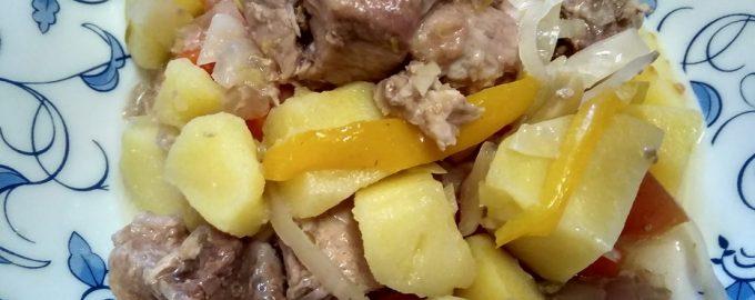 «Басма» со свининой
