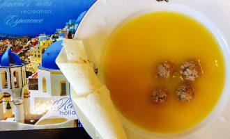 Суп-пюре «Источник здоровья»