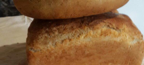 Белый дрожжевой хлеб по старинным рецептам Вологодчины
