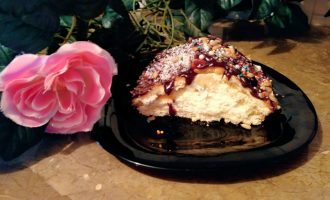 Торт «Творожный домик»