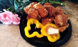 Рецепт хрустящих и сочных куриных «Мак-Наггетсов»
