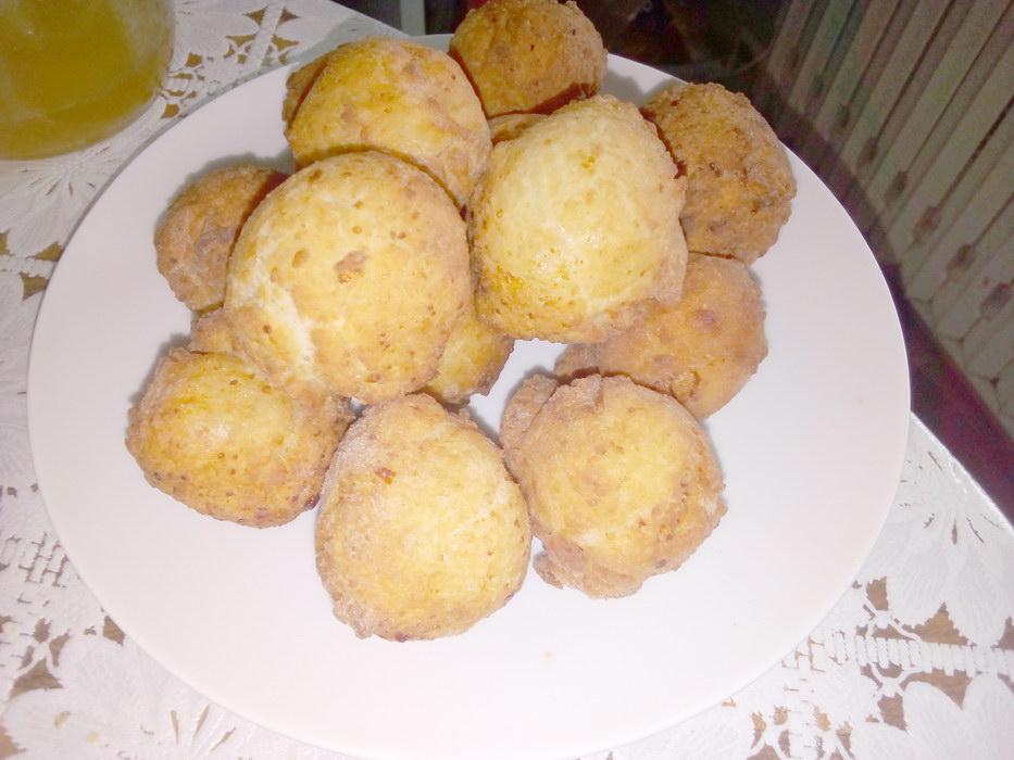Восхитительные творожные пончики