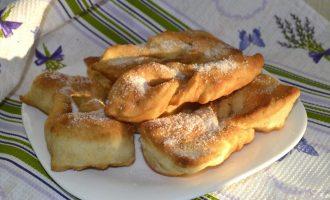 Мягкий хворост «Кребли» рецепт из Германии