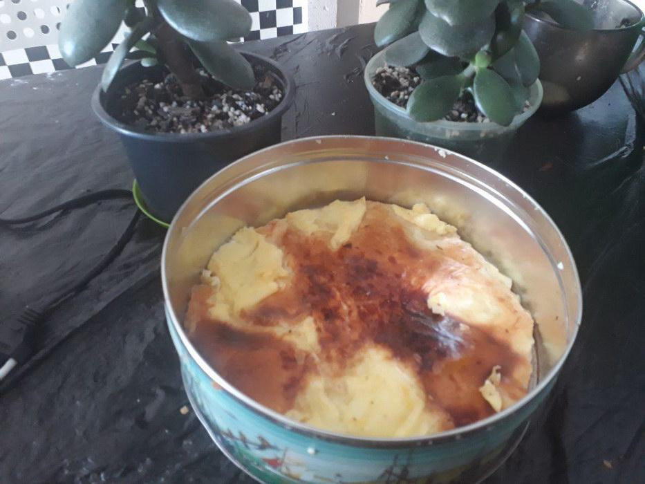 Йоркширский заварной пирог на Пасху, по рецепту из книги Джемса Хэрриота