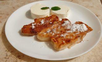 Десерт «Жаренные бананы в тесте» - очень прост в приготовлении, а результат превосходен