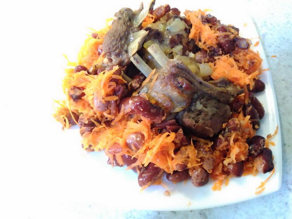 Наш семейный рецепт «Бараньи рёбрышки в вине»