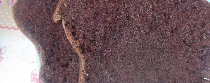 Новый рецепт шоколадно-ванильного бисквита, всегда получается пушистым и воздушным