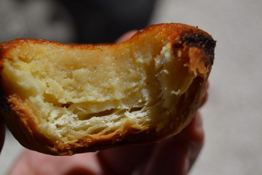 Слоёные пирожные с начинкой из фасоли – хрустящее тесто, ореховый вкус