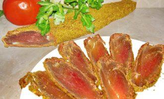 Как приготовить «Бустурма» дома – рецепт мясного деликатеса за 10 дней