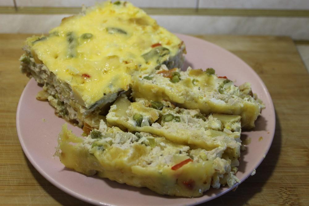 «Мясной хлеб» или оригинальная закуска «Террин»