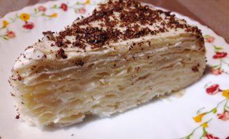 Наверное, самый ленивый торт «Наполеон» (из лаваша)