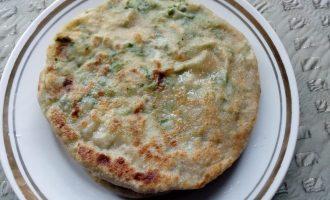 Индийские лепёшки «Алу Паратха» с начинкой (рецепт времён «Зиты и Гиты»)