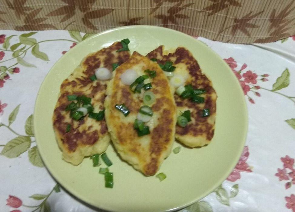 Зразы «От мамы» - практически пирожки с мясом, только тесто из картофеля