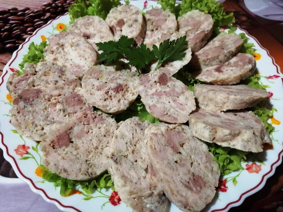 Домашняя колбаса по-быстрому (без кишок) – натурально, быстро и вкусно
