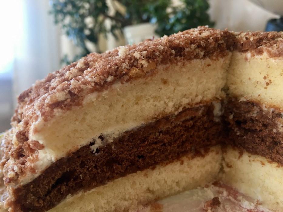 Торт за 30 минут!