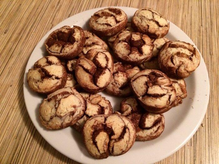 Песочное печенье «Пустыня Сахара»