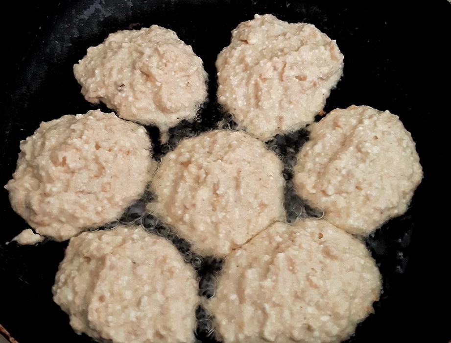 Оладьи из геркулеса и творога - рецепт пошаговый с фото