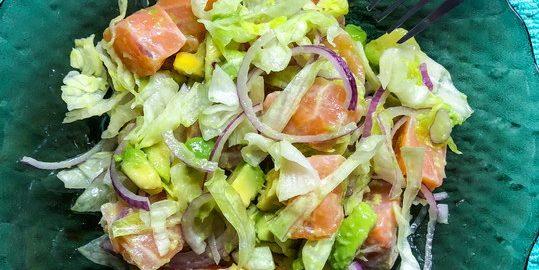 Любимый салат моего мужа
