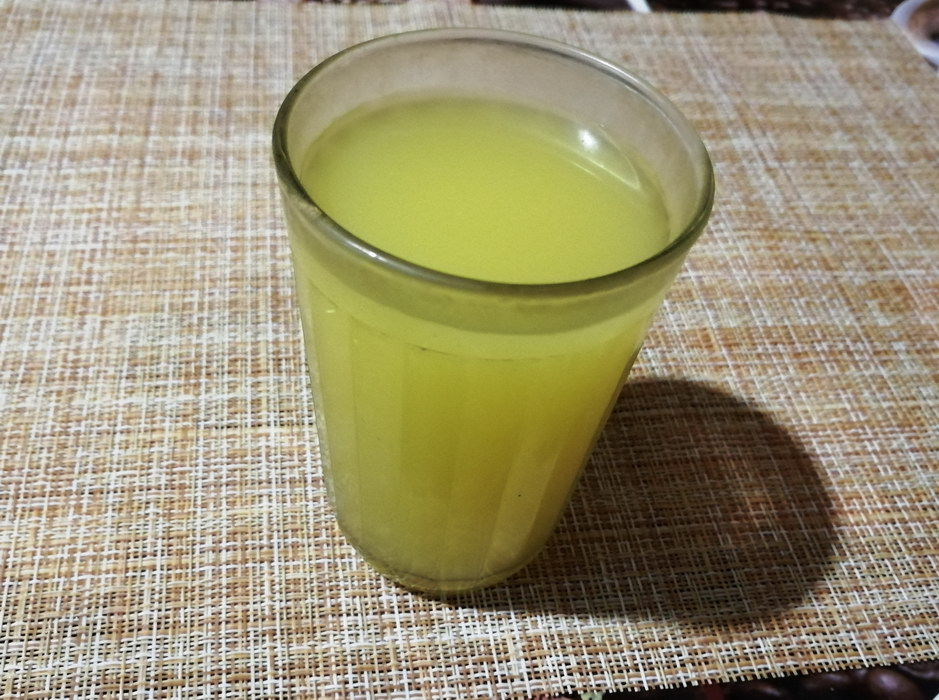 Как из 3х апельсинов приготовить 4 литра освежающего напитка