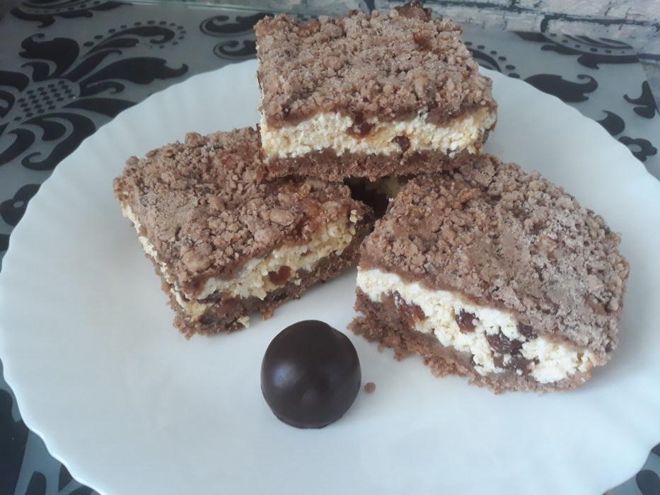 Творожное пирожное «Удовольствие»