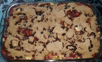 Клубничная пицца или ещё один рецепт, чтобы накормить детей творогом