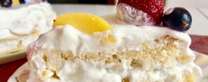 «Чудо-бисквит на сковороде» - рецепт-выручалочка