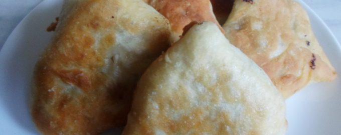 Эчпочмаки – сочные татарские пирожки