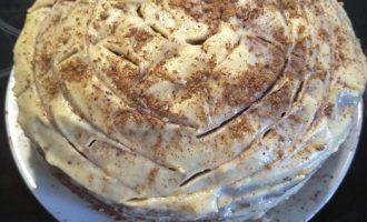 Шоколадный торт «Ноченька»