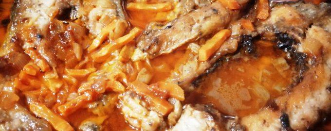 Мой универсальный рецепт «Как очень вкусно приготовить любую рыбу». Очень вкусное блюдо «а- ля рыбные консервы»