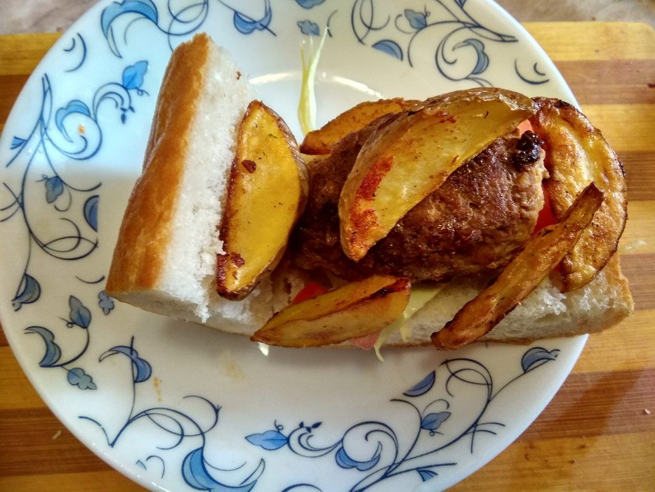 Сэндвич «Митрайент»