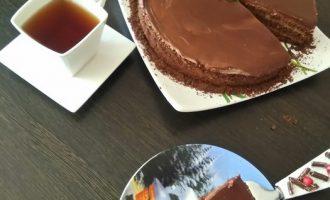 Шоколадное удовольствие
