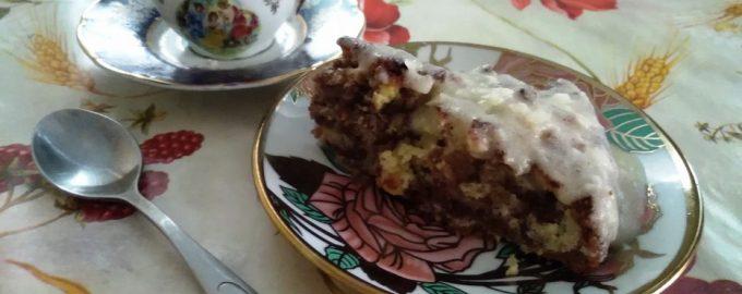 Торт «Полосатый рейс»