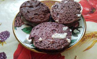 Шоколадное печенье «Орео»