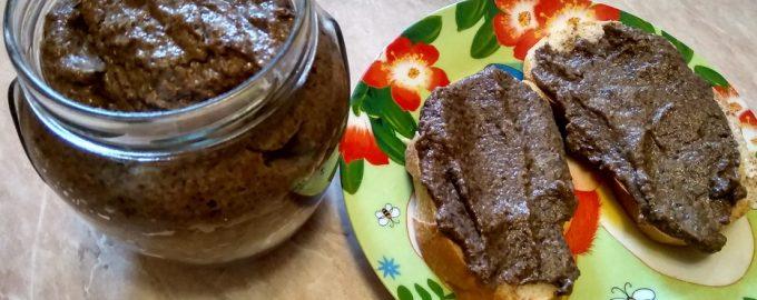«Грибной паштет» - грибы так ещё не готовила, а это вкусно. И хранится может долго
