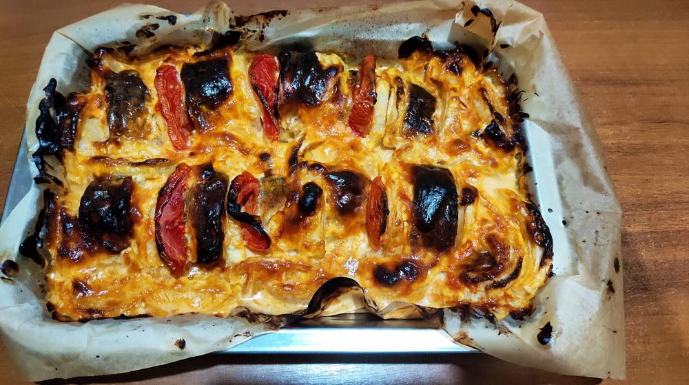 Скумбрия в томатно-имбирном маринаде. Люблю это блюдо за безупречный вкус