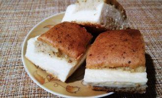 Ореховый пирог «Стеганое одеяло»